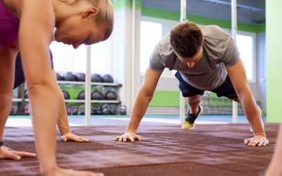 Fitness circuit training